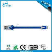 Flat Fast Charging Micro Usb Cable