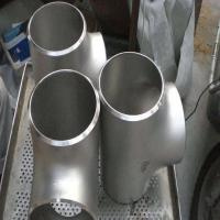 Buy cheap 316L Stainless Steel Tee product