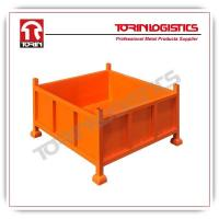 Buy cheap folding bulk steel container (880L*880W mm/OEM) product