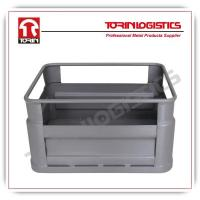 Buy cheap Warehousing steel storage container (L800*W500mm/OEM) product