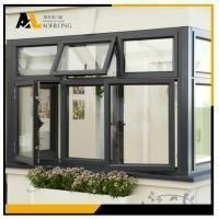 Buy cheap Aluminum Awning Window with Crank Handle Made by OEM Manufacture product