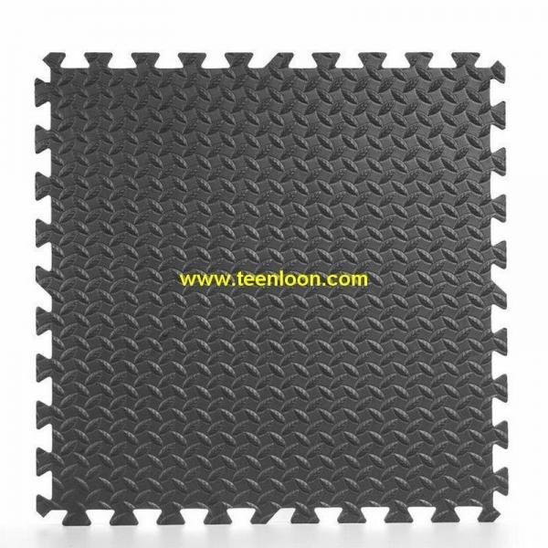 Quality EVA Puzzle Mat leaf pattern ITEM NO.: TF-M9095 (TF-M9018) for sale