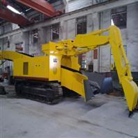 Buy cheap Level Surface Crawler Mucking Loader product