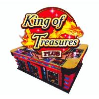 Jackpot Fish Igs King Of Treasures Slot Game Table Arcade Game Gambling Machines For Sale