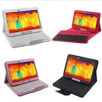 China Item No.: Removable Wireless Bluetooth Keyboard Case for Samsung Galaxy Note10.1 on sale