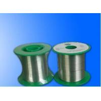 Buy cheap Low Melting Point SnBi Welding product