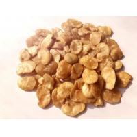 Buy cheap Fried Blanched Fava Bean Snack Salted Health Food Hard Texture COA Certificate product