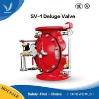 Buy cheap TYCO Model SV-1 UL Listed Casting Deluge Valve for Fire Sprinkler System product