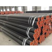 EN10210 S275J0H steel pipe/ carbon steel ERW round pipe for structural purpose