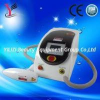 Professional q switched nd yag laser tattoo removal machine for beauty salon use