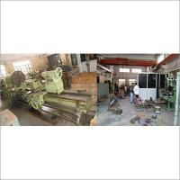 Buy cheap General View Of Our Turbine Repair Shop product