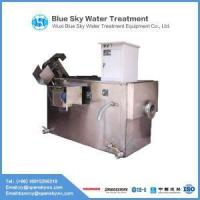 Buy cheap Wastewater Treatment Low Price Oil Separator for Wastewater product