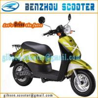 Buy cheap EEC COC EPA 50cc Gas Scooter YY50QT-36 product