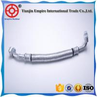Buy cheap OIL RESISTANT HIGH PRESSURE MANUFACTURE FIBER BRAIDED AUTO AIR-CONDITION HOSE product