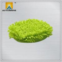 Buy cheap Car Wash Mitt Microfiber Car Wash Gloves with Pocket product