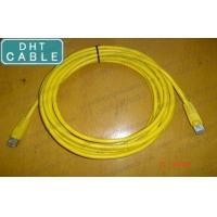 Buy cheap CAT6 SSTP Twisted Pair Gigabit Ethernet Extension Cable / Outdoor Ethernet Cables product