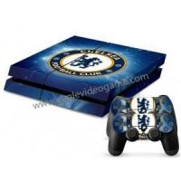 Buy cheap Chelsea football club ps4 skin sticker royal blue pride of london ps4 controller decal from wholesalers
