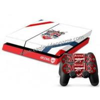 Buy cheap Premier league team Arsenal playstation4 sticker ps4 controller decal skins from wholesalers