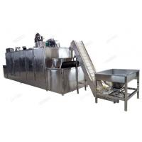 Buy cheap Chickpeas|Nuts Roasting Machine Belt Type product