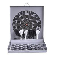 Magnetic Dartboard And Chess Game