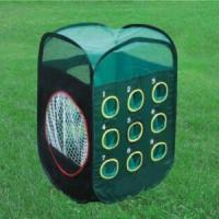 Buy cheap 4 sides Golf Practice Netting for Chip Exercise product