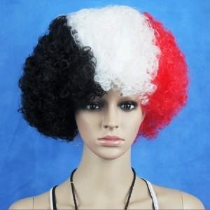 Quality 2018 World Cup Arfo Wigs Idea for Fans Promotion Gift for Football Fans for sale