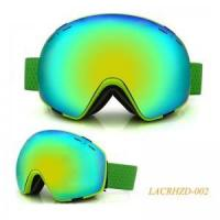 Buy cheap Skiing Snowboard Goggle Double Layer Eyewear Skiing Goggles product