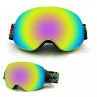 Buy cheap Professional Custom Hot Sale Ski Snow Goggles product