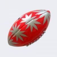 Buy cheap Inflatable Rubber Rugby ball from wholesalers