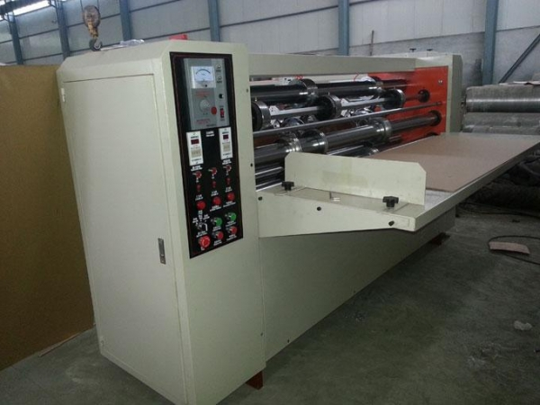 Quality Thin knife cutting creasing machine for sale
