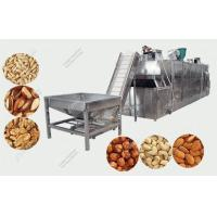 Buy cheap Continuous Belt Nuts Roaster for Cashew Nuts product