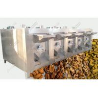Buy cheap Drum Nuts Roasting Machine|Almond Nut Roaster Machine for Sale product