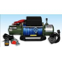 Buy cheap JW WINCH FOR 4WD SYNTHETIC ROPE WINCH JW12500LB from wholesalers