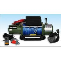 Buy cheap JW WINCH FOR 4WD SYNTHETIC WINCH JW10000LB from wholesalers