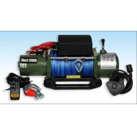 Buy cheap JW WINCH FOR 4WD SYNTHETIC ROPE WINCH JW12000LB from wholesalers
