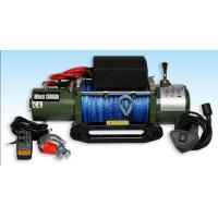 Buy cheap JW WINCH FOR 4WD SYNTHETIC ROPE WINCH FOR JW13000LB from wholesalers