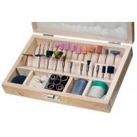 China SE RA9228 228-Piece Rotary Tool Accessories Set with Wooden Case on sale