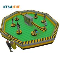 Buy cheap inflatable wipeout games product