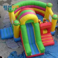 Buy cheap inflatable bouncy slide/combo product