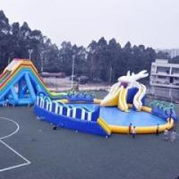Buy cheap inflatable water park product