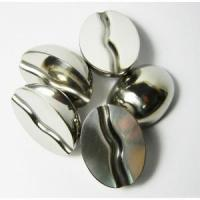 Stainless steel ice cube coffee beans
