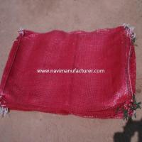 Fruit and vegetables woven plastic bags made in china
