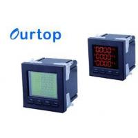 Buy cheap Muliti Function Electronic Electricity Meter For Energy Calculation / Data Display Transmission product