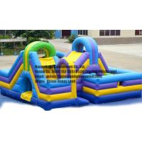 HL-FC0004 Giant Inflatable Playground For Park