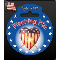 Buy cheap USA Flashing Pin product