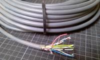 Buy cheap 10 CORE 0.8mm LOW VOLTAGE CABLE x 100M COIL product