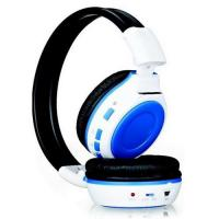 Buy cheap Headphones SD/TF card MP3 headphones with FM radio Model:HT-EC001 product