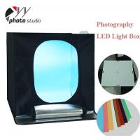 Buy cheap Photo Studio LED Easy-Carry Spuare Light Tent In-A-Box YA441 product