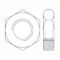 DIN439 EN24035 HEXAGON NUTS thin form