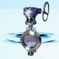 Buy cheap Butterfly Valve D(3/9)73H Wafer Type Metal-seat Butterfly Valve product